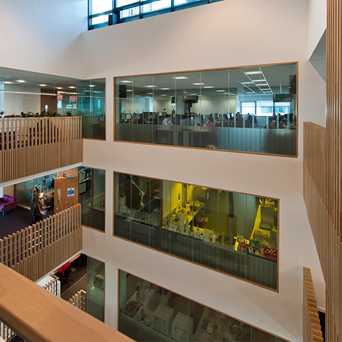 image for article about Digital Health & Care Institute Take 5,000 Sqft at Maxim