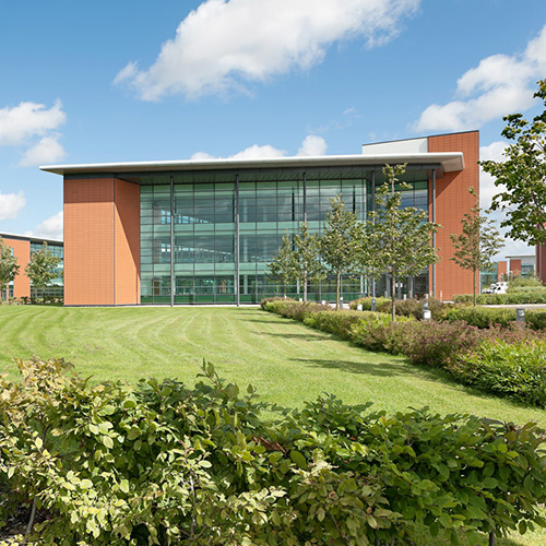 image for article about Greggs Relocates to Quorum Business Park