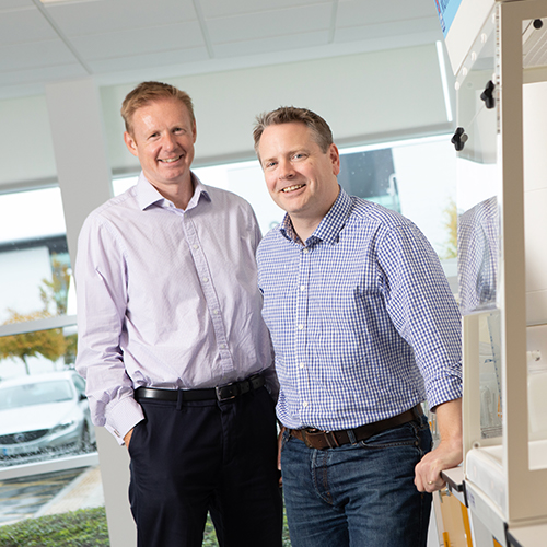 image for article about Growing Newcastle Biotech Company Histocyte Moves To Quorum