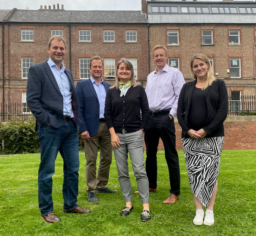 image for article about Broadoak expands with Sykes Appointment