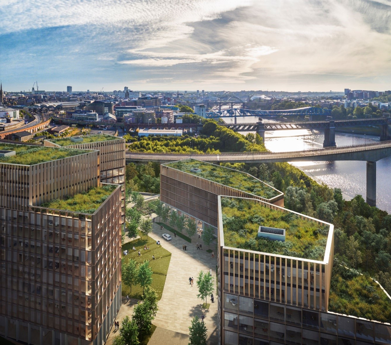 image for article about Green Light for £250m Quayside West Scheme